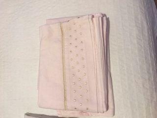 Dos conjuntos 3 piezas sábanas cuna