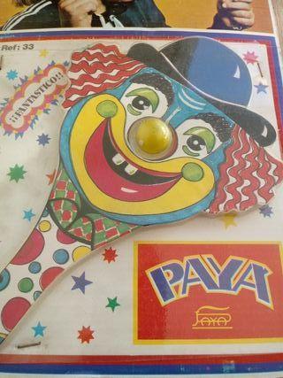 juguete antiguo paya