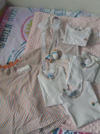 Babys y camiseta GSD
