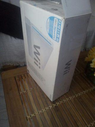 70€ Wii en perfecto estado con todo incluido