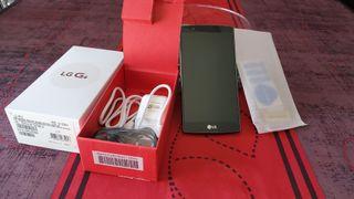 LG G4 todo original + 2 baterías + AKG