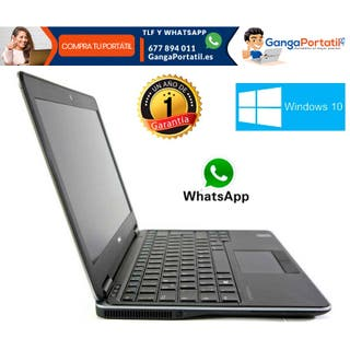 Portátil Dell E7240, i5 / 8Gb / SSD / Windows 10 G