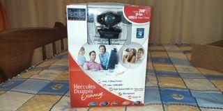 Cámara webcam para PC Hércules Dualpix Exchange