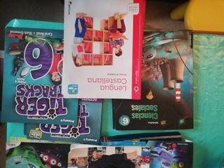 Se venden libros 6° de Primaria