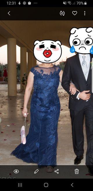 Vestido fiesta madrina