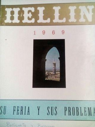 Revista de la feria de Hellín