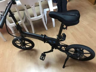 bicicleta plegable SmartGyro