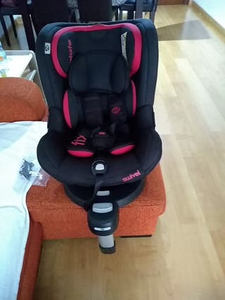 silla coche bebe swivel rotate