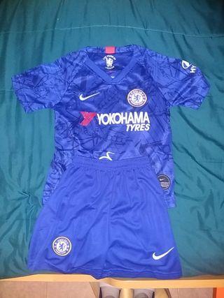 Camiseta Chelsea para niño