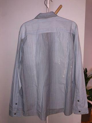 Camisa Rayas Calvin Klein