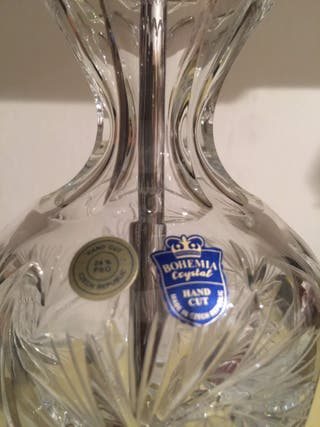 Cristal de Bohemia