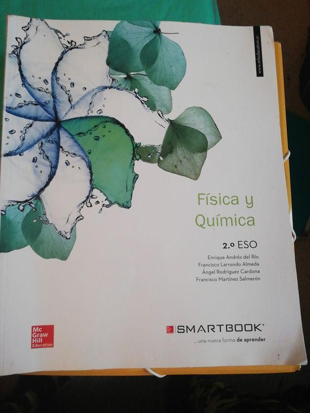 Se venden libros 2° de la ESO