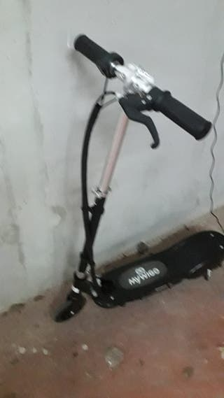 Patinete eléctrico My Wigo.