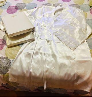 Bata seda novia