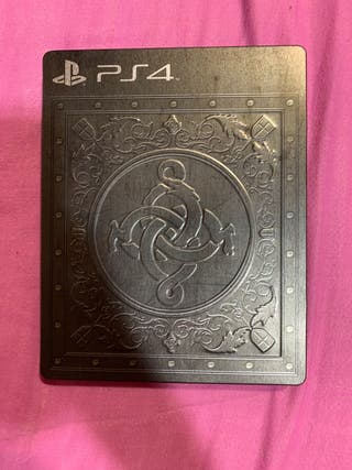 Steelbook The Order 1886 Ps4
