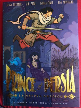 Prince of Persia (novela grafica)