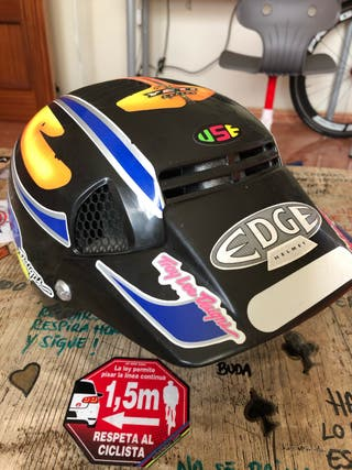 Casco edge Troy lee desing 1993