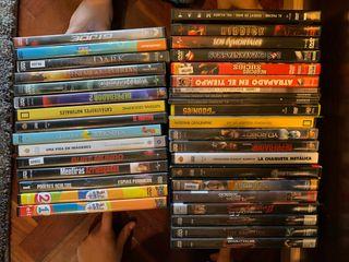 Colección de 36 dvd