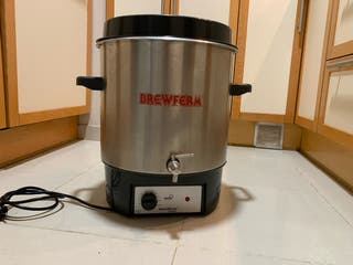 Olla Brewferm para hacer cerveza artesana