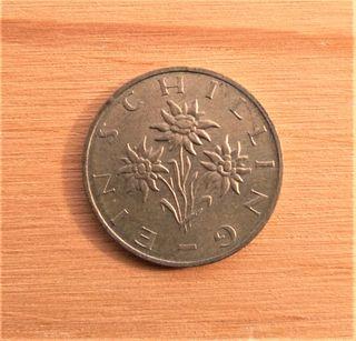 ÀUSTRIA 1992 - 1 schilling