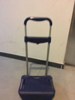Carrito para mochila