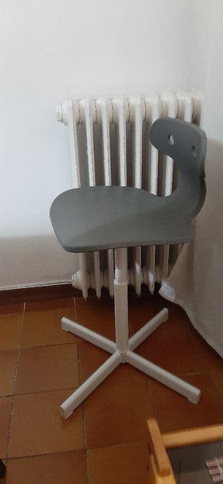 vendo silla escritorio infantil