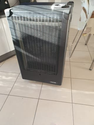 estufa calefacción gas HJM