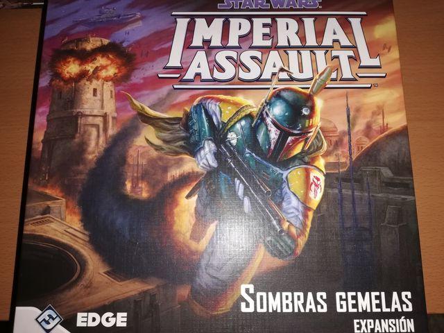 IMPERIAL ASSAULT SOMBRAS GEMELAS