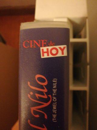 Colección VHS cine de hoy