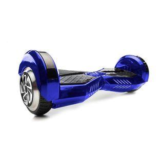 """Hoverboard 8"""" azul Diseño Lambo nuevo Zeeclo"""