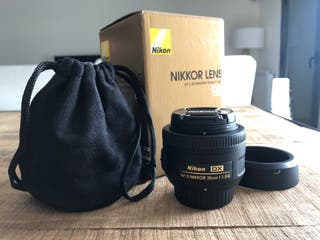 Nikon NIKKOR 35mm 1:1.8G