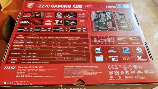 Gaming Pack intel 7th generation, perfecto estado