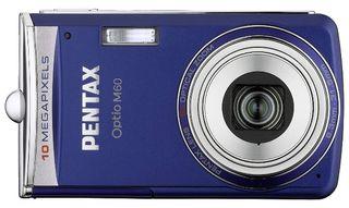 Cámara de fotos Pentax Optio m60