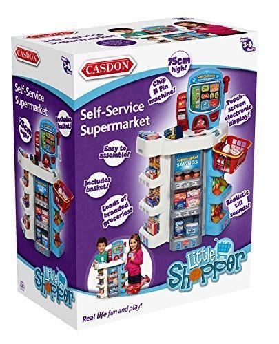 casdon self service supermarket