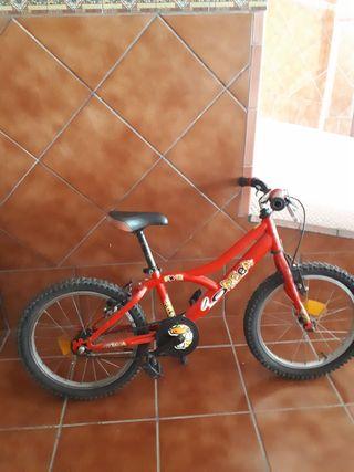 vendo bicicleta Orbea casi nueva