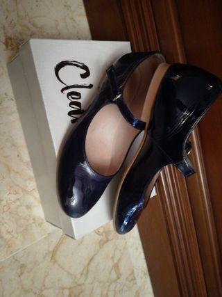 zapatos charol niñas
