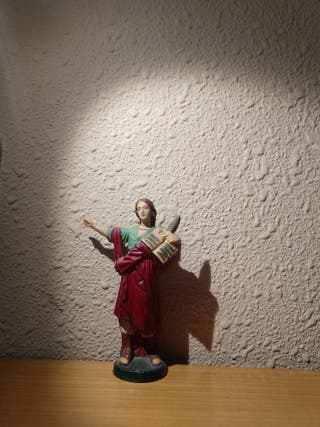 Objeto religioso.