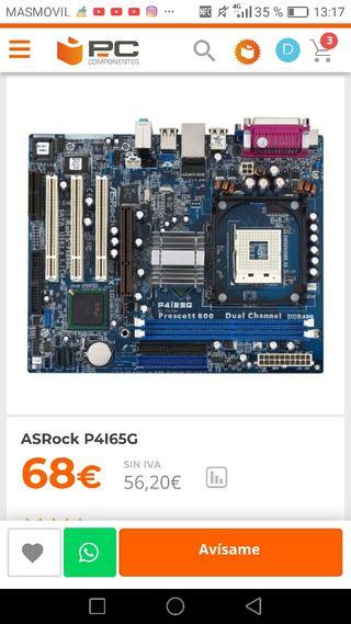 ASRock P4I65G