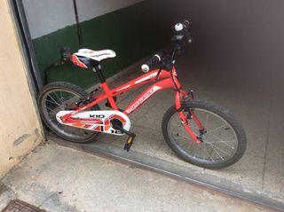 Bicicleta Megamo Niño