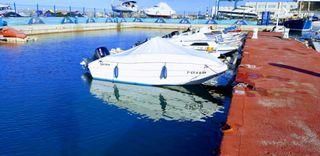 Barco fueraborda