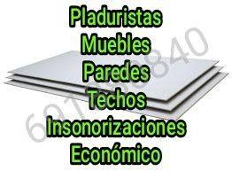 Instaladores de Pladur, Económicos, Profesionales,