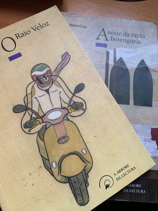 Dos libros de editorial Oxford