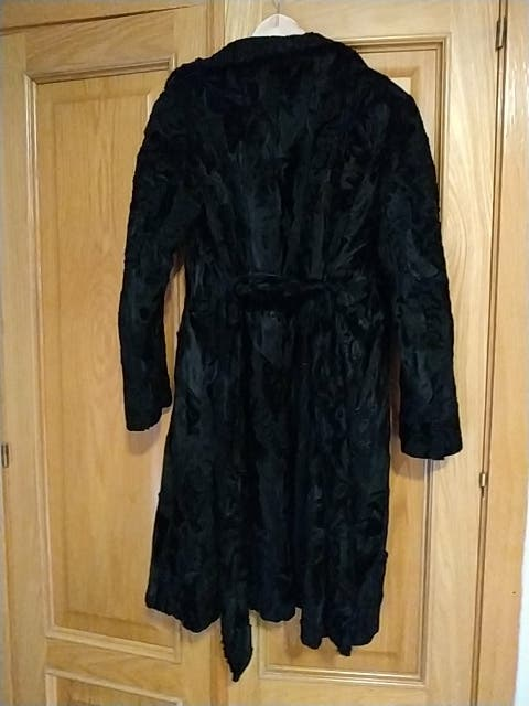 increíble abrigo