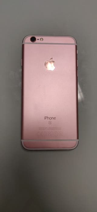 IPHONE 6S 64GB ROSA DORADO