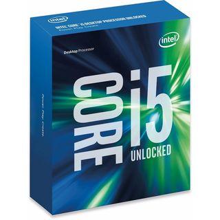 Procesador Intel core i5-6600k