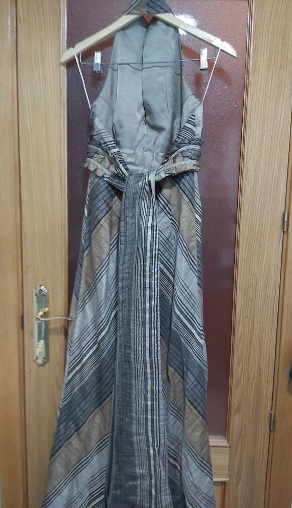 Vestido largo de Adolfo Dominguez Talla 42