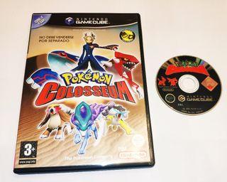 Pokemon Colosseum Gamecube Nintendo