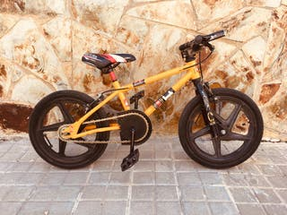Bici niño de 3 a 6 años