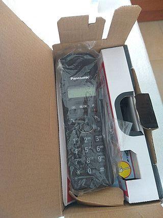 Teléfono inalámbrico digital usado 2 años