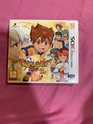 Inazuma Eleven Go nintendo 3DS